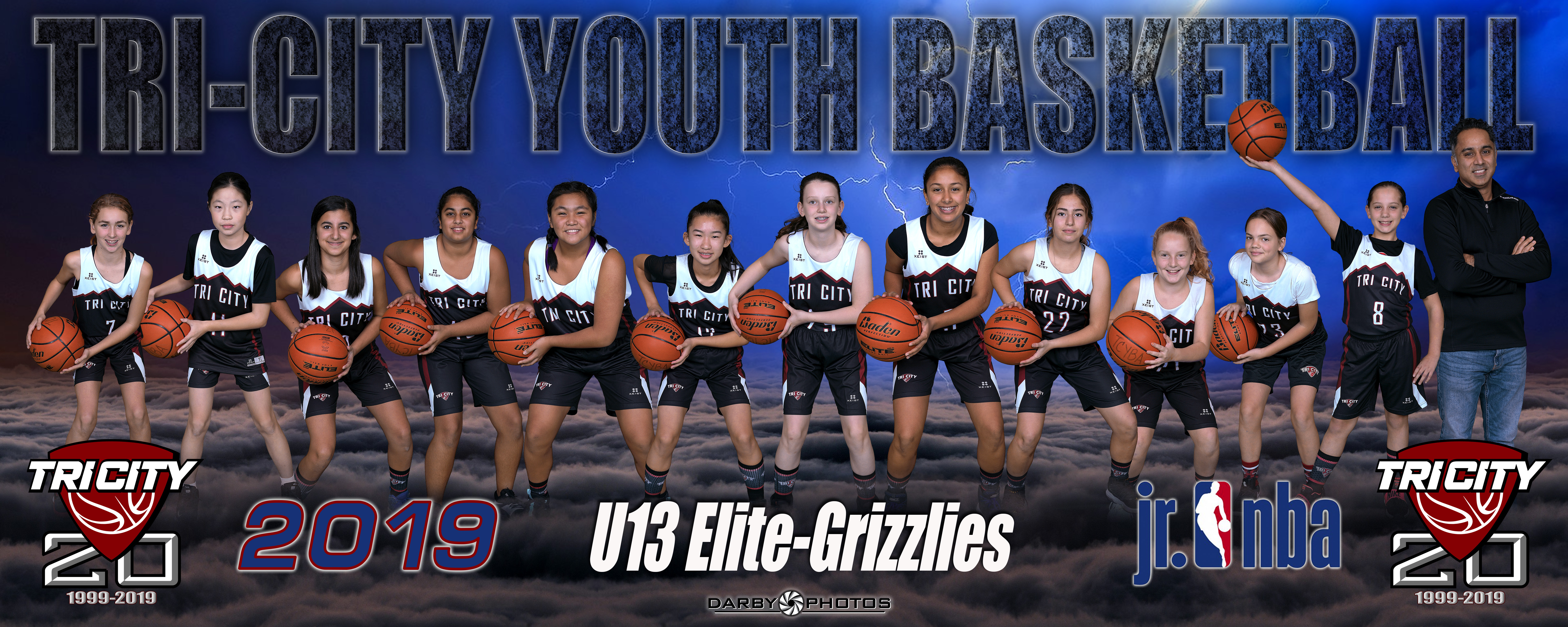 U13 Elite Grizzlies 2019--20