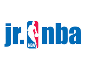Jr. NBA Logo